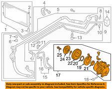 HYUNDAI OEM 12-13 Accent-A/c Compressor 977011R000