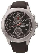 Seiko Stainless Steel Strap Analog Casual Wristwatches