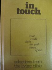 B007NLFO96 IN TOUCH Your words light the path ahead of me (Selections from the