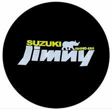 Black Spare Wheel Tyre Tire Cover SUZUKI JIMNY