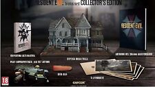 Ps4 Resident Evil 7 Collector's Edition (Games Not Included)