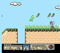 Tiny Toon Adventures - NES Nintendo Game