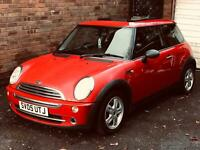 2005 Mini Cooper One Manual Petrol