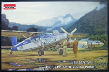 Roden Models 1/48 PILATUS PC-6C/H2 TURBO PORTER Air America