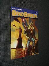 "BRAD BARRON N.1 - NON UMANI - BUONO ""N"""