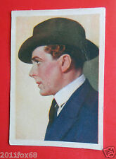 figurine actors acteurs cards nestle stars of the silver screen 33 jack buchanan