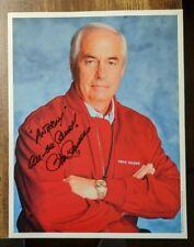 Roger Penske Hand Signed 8x10 Photo INDY 500