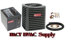 4 Ton 14.5 Seer Central Air AC Add On - GSX160481 + CAPF4961 + Line Set + TXV