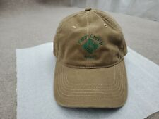 Dri-Duck Farm Credit West Thick Canvas Nice outdoor Hunting Brown Ball Cap Hat