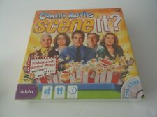 Scene It? Comedy Movies Deluxe Brand New