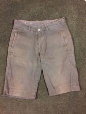 Men's Paper Denim & Cloth Size 31 Brown Espresso Shorts Fast Shipping!!