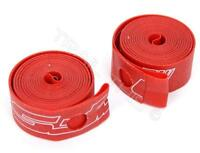 "2-Pack FSA 26"" x 17mm Nylon Bicycle Wheel Rim Strips / Tape Road / MTB (1-Pair)"