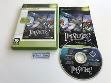 Time Splitters 2 - Classics - Microsoft Xbox - UK - Avec Notice