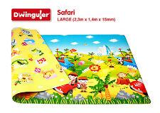 Spielmatte - Kinderspielmatte - Dwinguler - Safari - Playmat - Mat - L