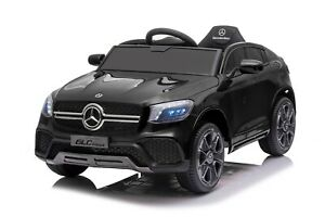 Electric Car Original Mercedes Benz Glc Coupe Children Car 2 Elektro-Motoren