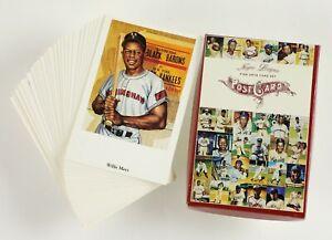 Baseball Negro League Baseball Ron Lewis Postcard Set in Box