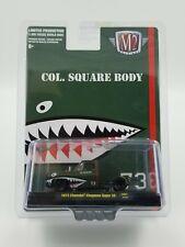 M2 Machines Col. Square Body 1973 Chevrolet Cheyenne Super 10