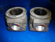 YAMAHA MOUNTAIN MAX 700 CYLINDERS 2 PIECES SEE SOME WORK DONE ON THEM ETC. USED