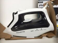 Rowenta Iron Dw2171 Access Steam 1600W/300 HoleSteam Thermostat Soleplate, Black