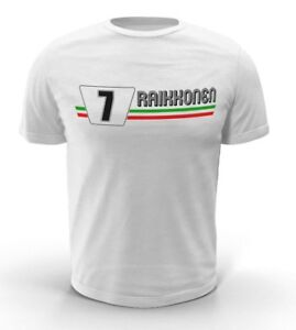 Kimi Raikkonen F1 2021 T-shirt Alpha (kids/adult)