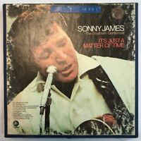 Sonny James ~ It's Just a Matter of Time Reel-to-Reel Tape Stereo 7 1/2 ips