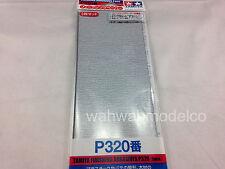 Tamiya 87094 Finishing Abrasive P320 - 3pcs