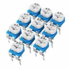 130pcs 13values Potentiometer Variable Resistor Assortment Kit