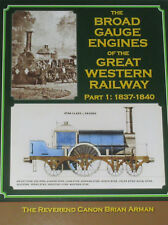 BROAD GAUGE ENGINES GWR Steam Locomotives 1837-1840 NEW Great Western Railway