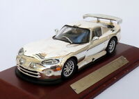 Atlas Editions Silver Cars 1/43 Scale SVC11 - Chrysler Viper SRT-10