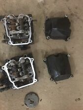 2007 can am canam outlander 500 Set Of Cylinder Heads Front And Rear