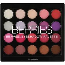 BYS Berries Eyeshadow Palette, 20 Color Collection Kit - Matte & Metallic Shades
