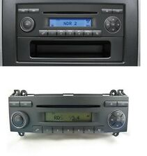 Original autoradio becker rcd2001 CD VW Crafter Mercedes Vito Viano/cd/
