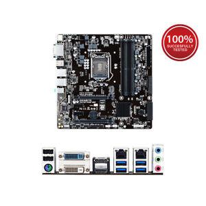GIGABYTE GA-Q170M-MK Q170  Socket  LGA1151 DDR4 Micro ATX Motherboard REV 1.0