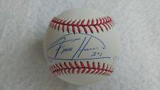 "Felix Hernandez Signed MLB with inscription ""PG 08-15-12 & CY 2010"" JSA"