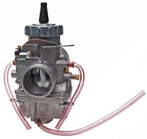 Yamaha SR500 TT500 XT500 Mikuni VM36-4 Round Slide Carburetor 1-094