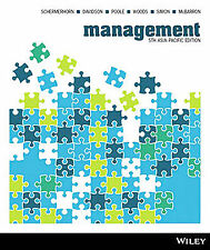 Management 5th Asia-Pacific Edition by Schermerhorn 5e