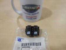 OEM LH Power Window Switch 97-02 Chevrolet Camaro w/Pwr Locks & Mirror 10402842