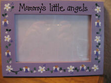 Mommy's little angels - Mothers Day  Grandmother children photo picture frame