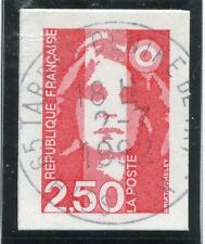 STAMP / TIMBRE FRANCE OBLITERE N° 2720 TYPE MARIANNE / CARNET
