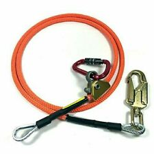 75244 Climb Right 58 X 15 Steel Core Flipline Kit Wire Core Lanyard Kt