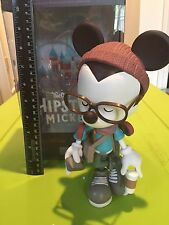 Disney Hipster Mickey Vinylmation 9 inch Jerrod Maruyama Vinyl Figure