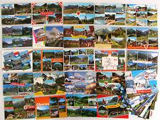 33 x ÖSTERREICH TIROL Austria Postcards Lot Postkarten frankiert mit Briefmarke