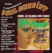 Paul Mauriat - C'est La Vie... Lily & Comme J'ai Toujours Envie D'aimer-CDLK4581
