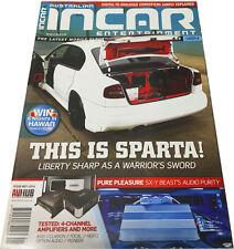 Australian InCar Entertainment Car Audio Magazine  Issue #1 / 2014