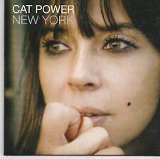 Cat Power-New York Promo cd single