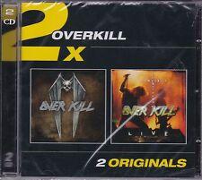 OVERKILL-CD-2 Originals Killbox 13 + Wrecking everything live