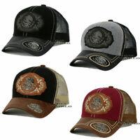 MEXICAN Hat MEXICO Fedreral Logo Western Trucker Mesh Snapback Baseball Cap