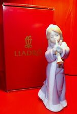 Lladro #06532 A Christmas Song