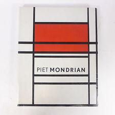 1994 Piet Mondrian 1872-1944 Art Catalog Exhibitions Paperback Book
