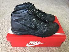 Nike Flyknit Trainer Chukka FSB Mens Size 11, Women's 12.5 Running Lunar Boot